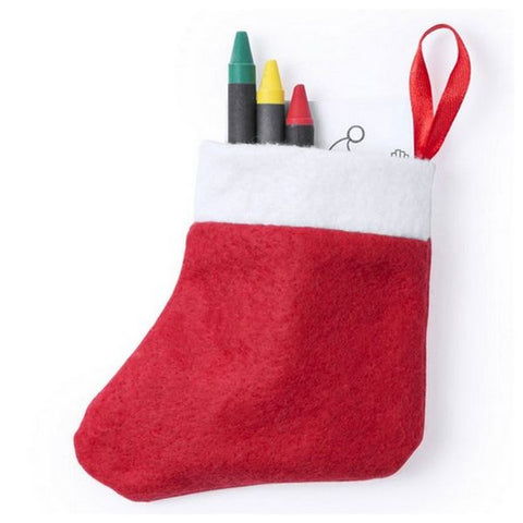 Christmas Sock with Accessories 145570-Universal Store London™