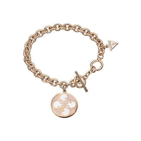 Ladies' Bracelet Guess UBB10417 (21 cm)-Universal Store London™