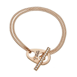 Ladies' Bracelet Guess UBB51464-L (20 cm)-Universal Store London™
