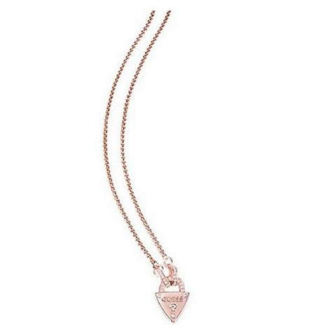 Ladies' Necklace Guess UBN21557 (80 cm)-Universal Store London™
