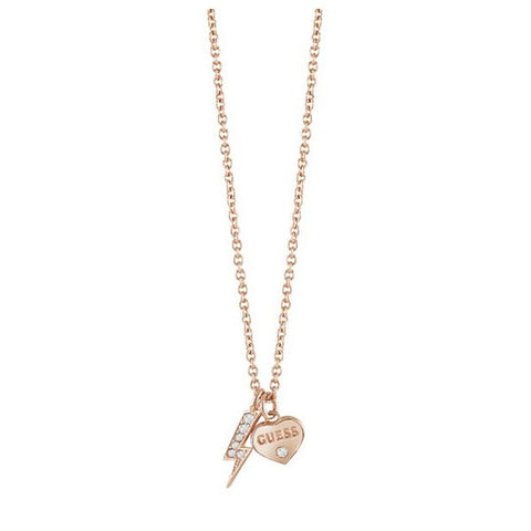 Ladies' Pendant Guess UBN82068 (50 cm)-Universal Store London™