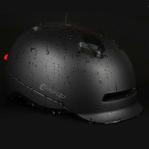 Image of Xiaomi Smart4u SH50 Waterproof Bicycle Smart Helmet with Automatic Light-Universal Store London™
