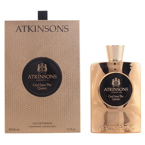 Women's Perfume Oud Save The Queen Atkinsons EDP-Universal Store London™