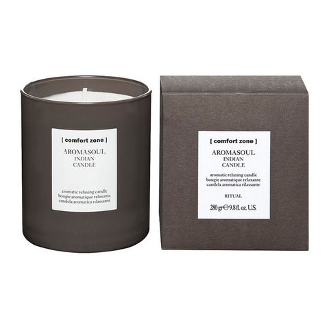 Scented Candle Aromasoul Indian Comfort Zone (280 g)-Universal Store London™