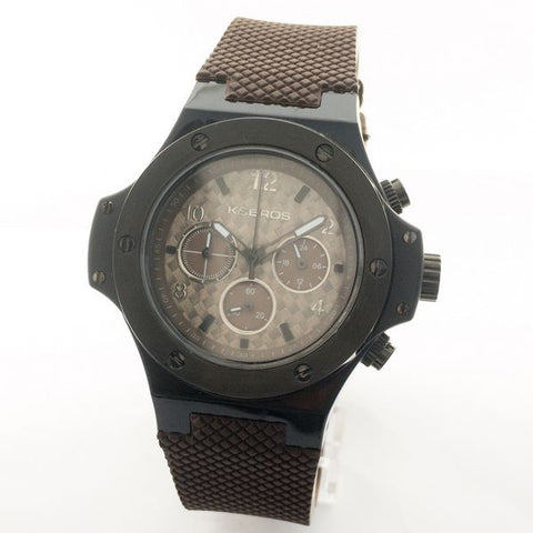 Image of Unisex Watch K&Bros 9525-3-650 (47 mm)-Universal Store London™