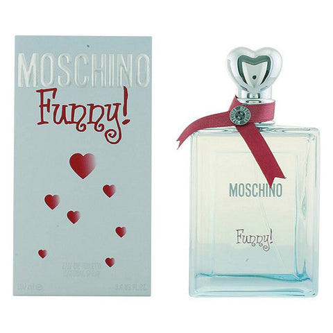 Women's Perfume Funny Moschino EDT-Universal Store London™