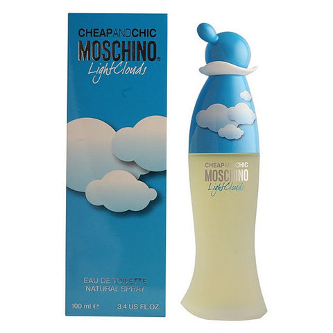 Women's Perfume Cheap & Chic Light Clouds Moschino EDT-Universal Store London™
