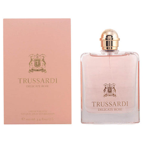 Image of Women's Perfume Delicate Rose Trussardi EDT-Universal Store London™