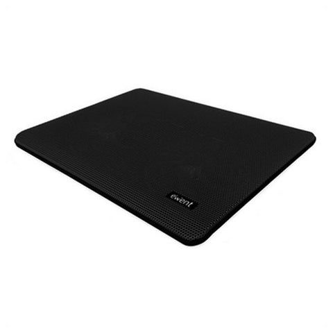 Cooling Base for a Laptop Ewent EW1256 12''''-17'''' Black-Universal Store London™