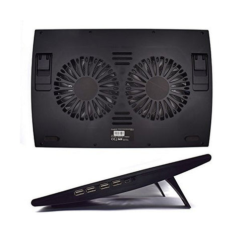 Image of Cooling Base for a Laptop Ewent EW1257 17'''' USB-Universal Store London™