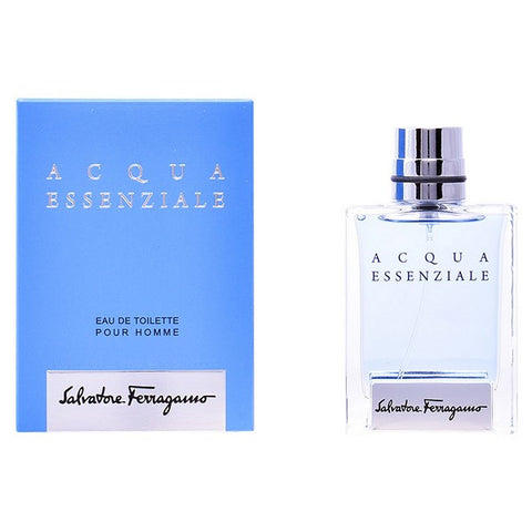 Men's Perfume Acqua Essenziale Homme Salvatore Ferragamo EDT-Universal Store London™