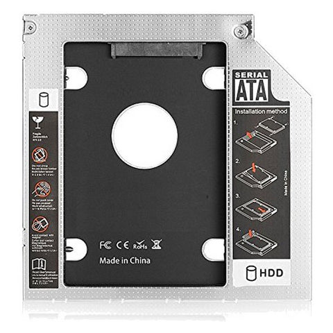 Image of HDD/SSD SATA Optical Unit Adaptor (12,7 mm) Ewent EW7005-Universal Store London™