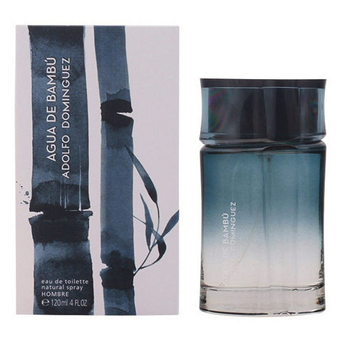 Image of Men's Perfume Agua De Bambú Adolfo Dominguez EDT-Universal Store London™