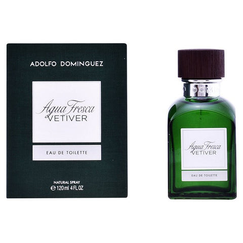 Men's Perfume Agua Fresca Vetiver Adolfo Dominguez EDT-Universal Store London™