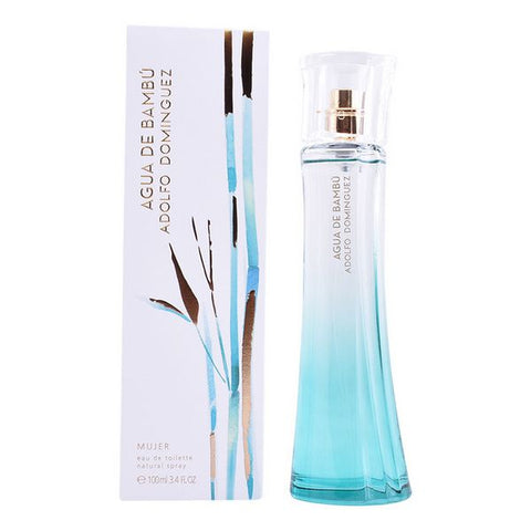 Women's Perfume Agua De Bambú Adolfo Dominguez EDT (100 ml)-Universal Store London™