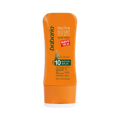 Image of Sun Milk Spf 10 Babaria 9940
