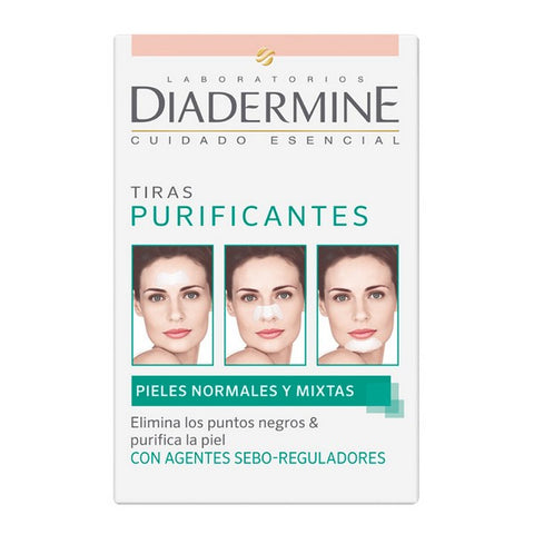 Purifying Strips Diadermine (6 uds)-Universal Store London™