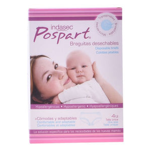 Disposable Panties Pospart Indasec (4 uds) One size-Universal Store London™