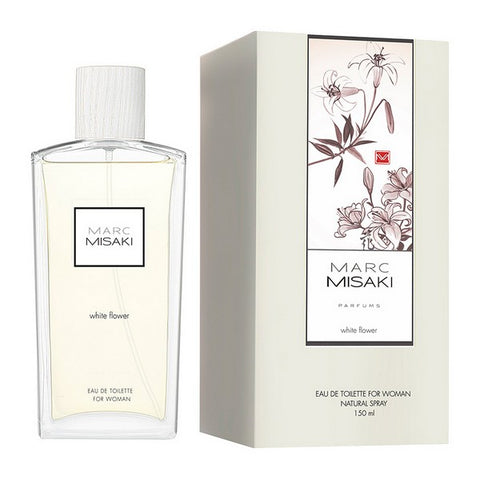 Women's Perfume Marc Misaki For Woman White Flower Instituto Español EDT (150 ml)-Universal Store London™