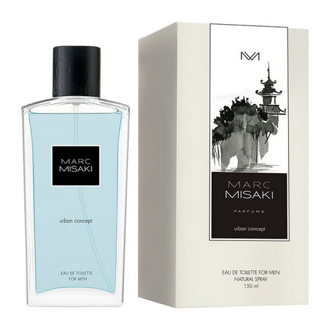 Image of Men's Perfume Marc Misaki Man Urban Concept Instituto Español EDT (150 ml)-Universal Store London™