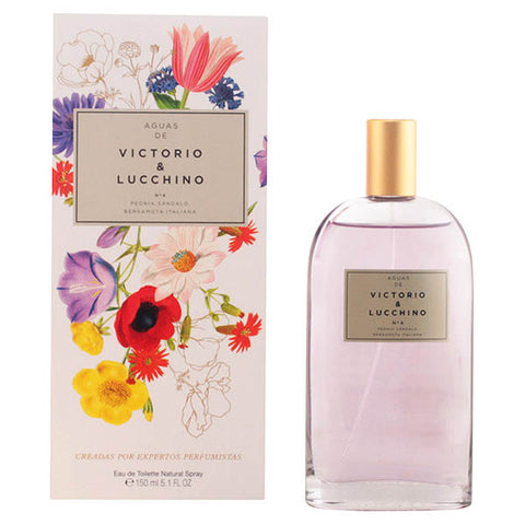 Women's Perfume V&l Agua Nº 4 Victorio & Lucchino EDT-Universal Store London™