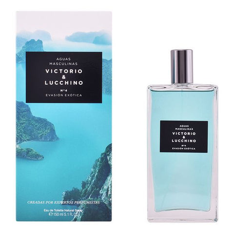 Men's Perfume Aguas Nº 4 Victorio & Lucchino EDT (150 ml)-Universal Store London™