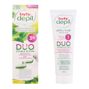 Body Hair Removal Cream Depil Duo Byly (130 ml)-Universal Store London™