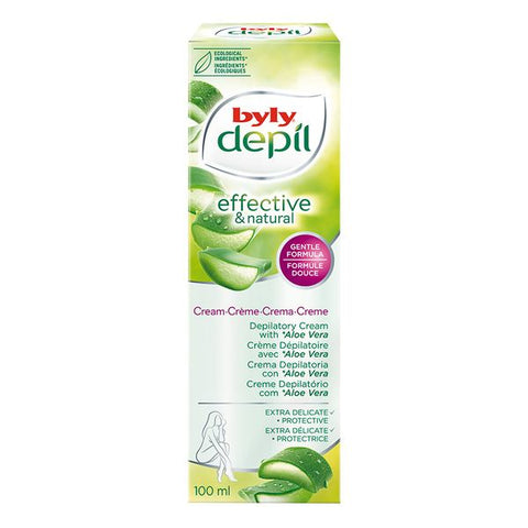 Body Hair Removal Cream Depil Aloe Vera Byly (75 ml)-Universal Store London™