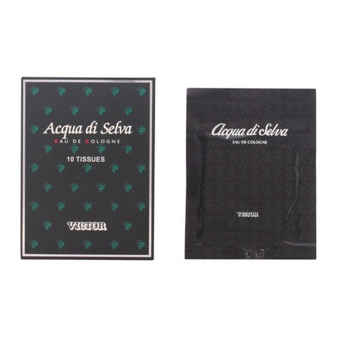 Scented Wet Wipes Acqua Di Selva Victor (10 uds)-Universal Store London™