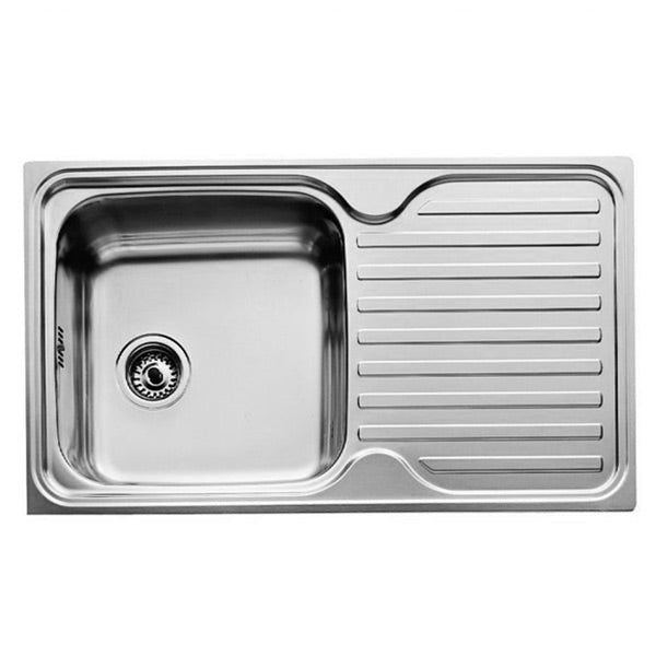 Sink with One Basin Teka 11119017 CLASSIC 1C 1E-Universal Store London™