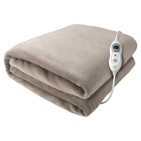 Image of Electric Blanket Daga SOFTY PLUS 160W 180 x 140 cm-Universal Store London™