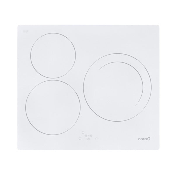 Induction Hot Plate Cata IB603WH 6700W 60 cm White-Universal Store London™