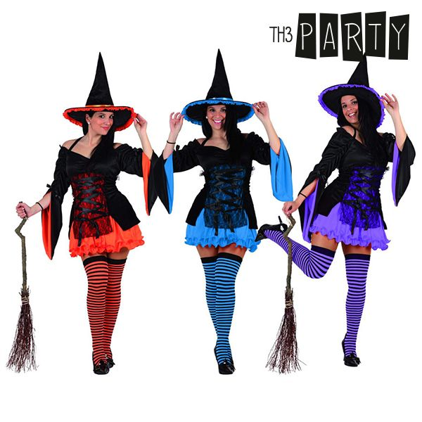 Costume for Adults Th3 Party Witch-Universal Store London™