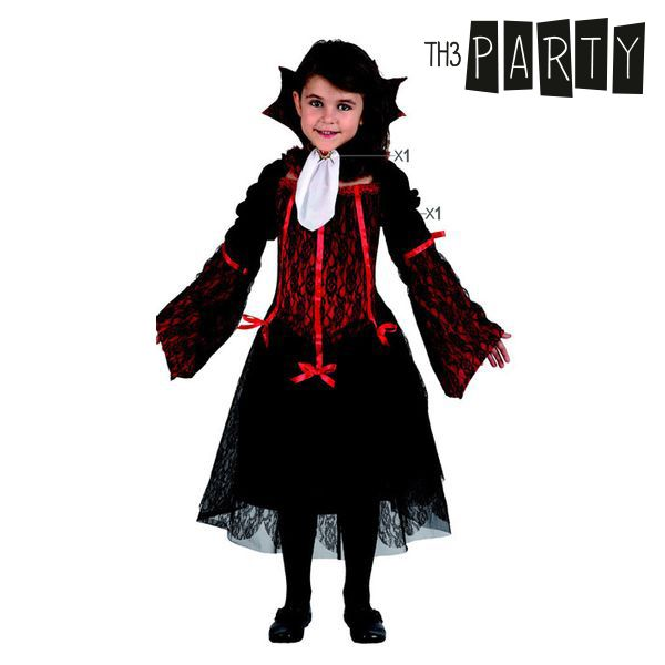 Costume for Children Th3 Party Vampiress-Universal Store London™