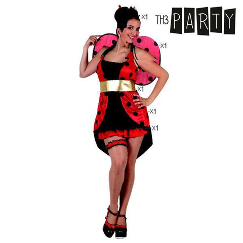 Costume for Adults Th3 Party Ladybird-Universal Store London™