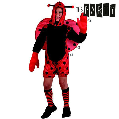 Costume for Children Th3 Party 1618 Ladybird-Universal Store London™