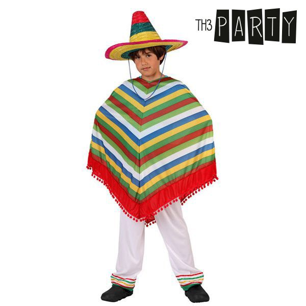 Costume for Children Th3 Party Mexican man-Universal Store London™