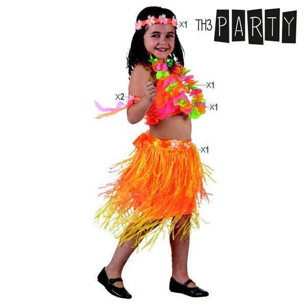 Costume for Children Th3 Party Hawaiian woman-Universal Store London™