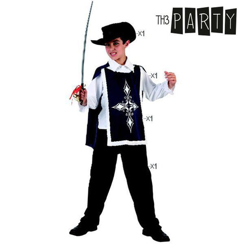 Image of Costume for Children Th3 Party Male musketeer-Universal Store London™