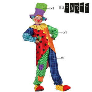 Costume for Children Th3 Party Male clown