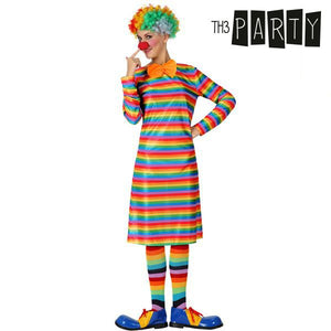 Costume for Adults Th3 Party 3857 Female clown-Universal Store London™
