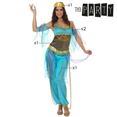 Image of Costume for Adults Th3 Party Arab dancer-Universal Store London™