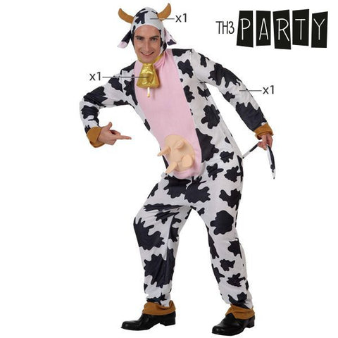 Costume for Adults Th3 Party 2113 Cow-Universal Store London™
