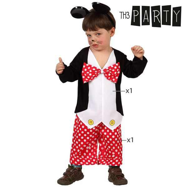 Costume for Babies Th3 Party 4926 Little male mouse-Universal Store London™