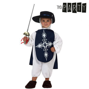 Costume for Babies Th3 Party Male musketeer-Universal Store London™