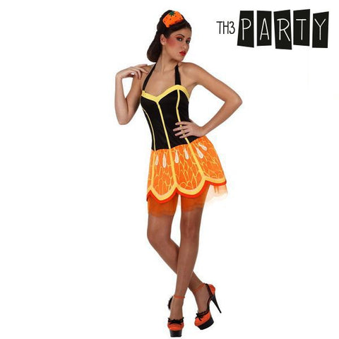 Costume for Adults Th3 Party 5183 Orange-Universal Store London™