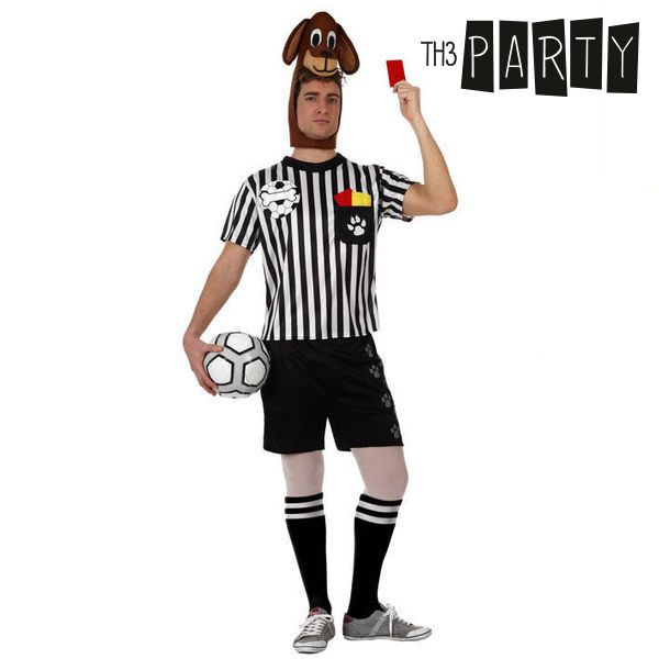 Costume for Adults Th3 Party 5275 Football referee dog-Universal Store London™