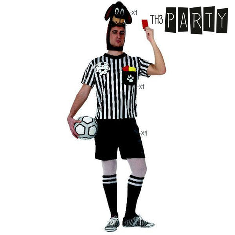 Image of Costume for Adults Th3 Party 5275 Football referee dog-Universal Store London™