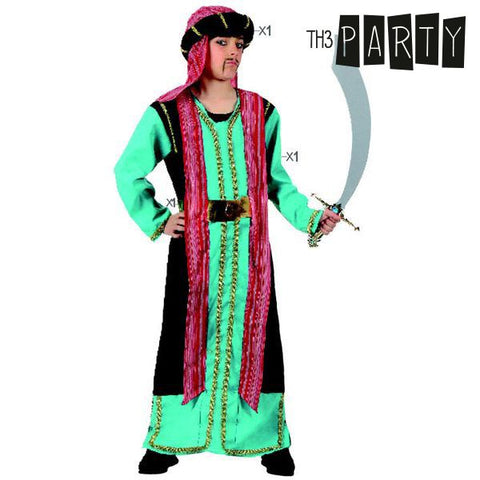 Costume for Children Th3 Party 6715 Arab sheik-Universal Store London™