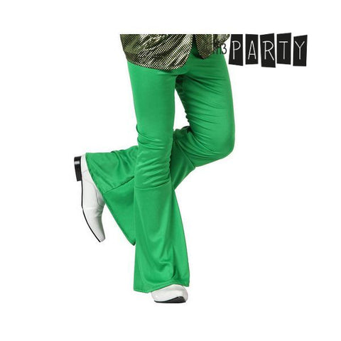 Adult Trousers Th3 Party 2707 Disco Green-Universal Store London™